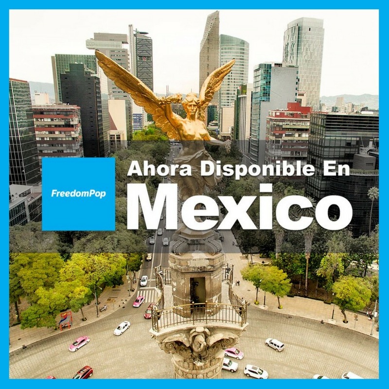 FreedomPop llega a México