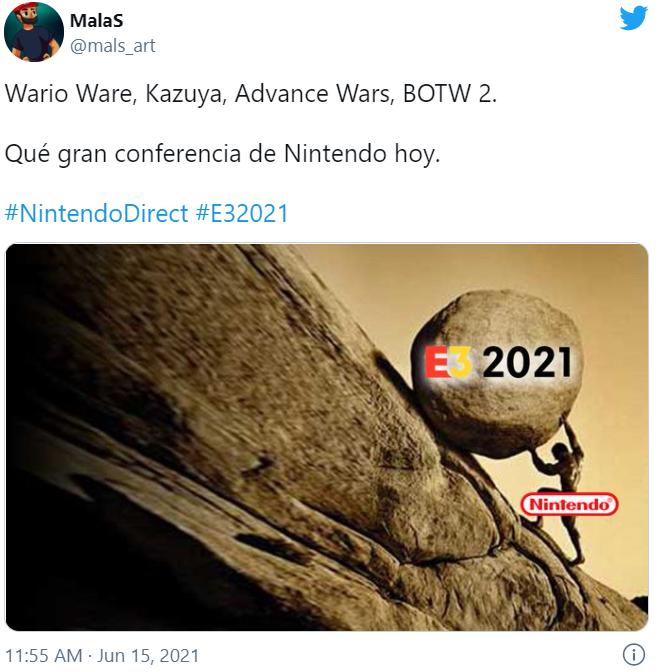 Memes del E3