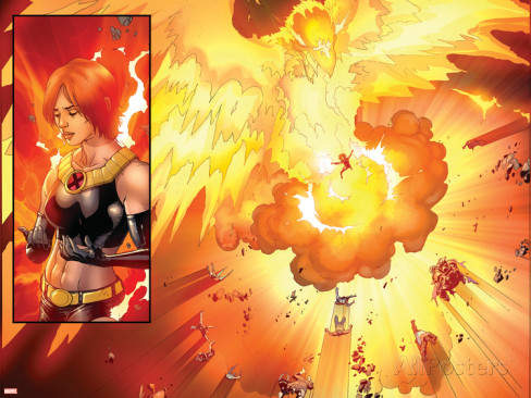 Fuerza Fénix en Ultimate Marvel