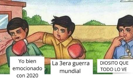 Memes de la Tercera Guerra Mundial