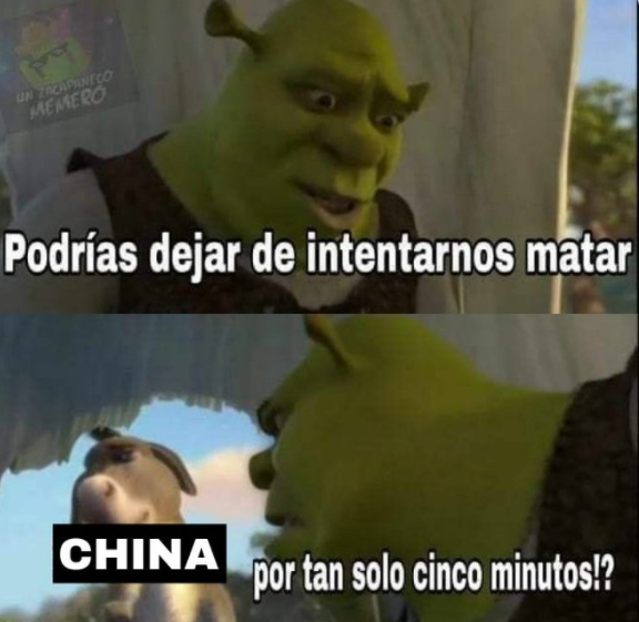 Memes del cohete chino