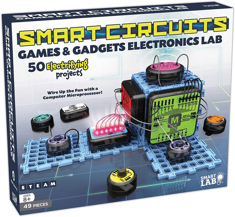 Smart Circuits kit de SmartLap Toys.