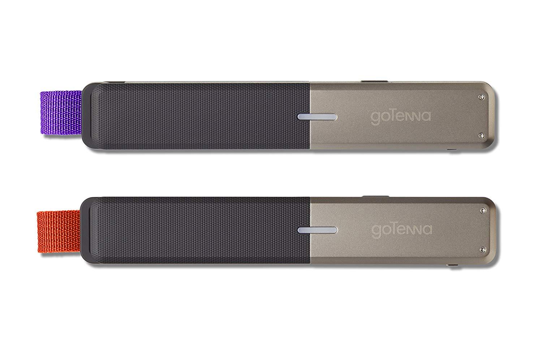 GoTenna, dispositivo para texto GPS