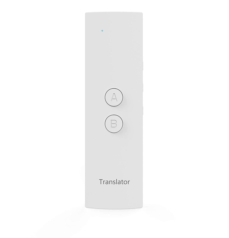 Traductor bidireccional en tiempo real