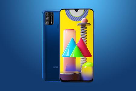 Galaxy M31: la nueva apuesta juvenil de Samsung (Ficha técnica)