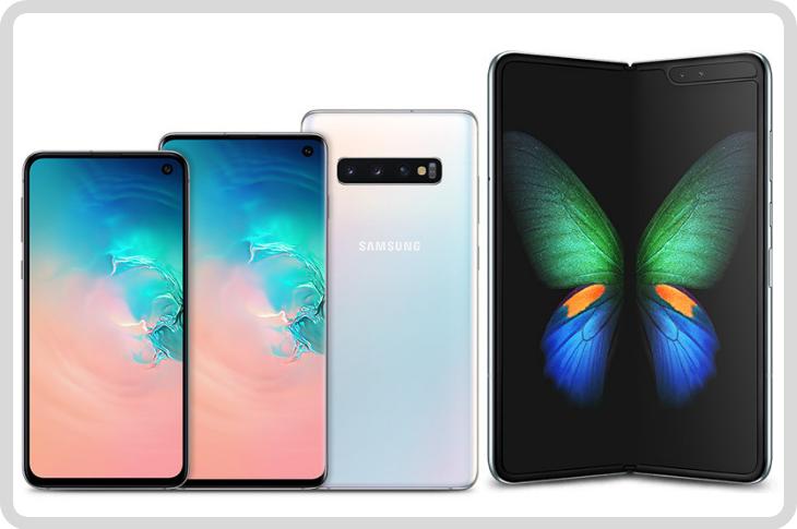 Samsung Galaxy Unpacked 2019: smartphones presentados