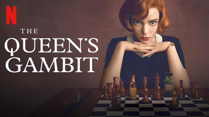 Gambito de dama Golden Globes