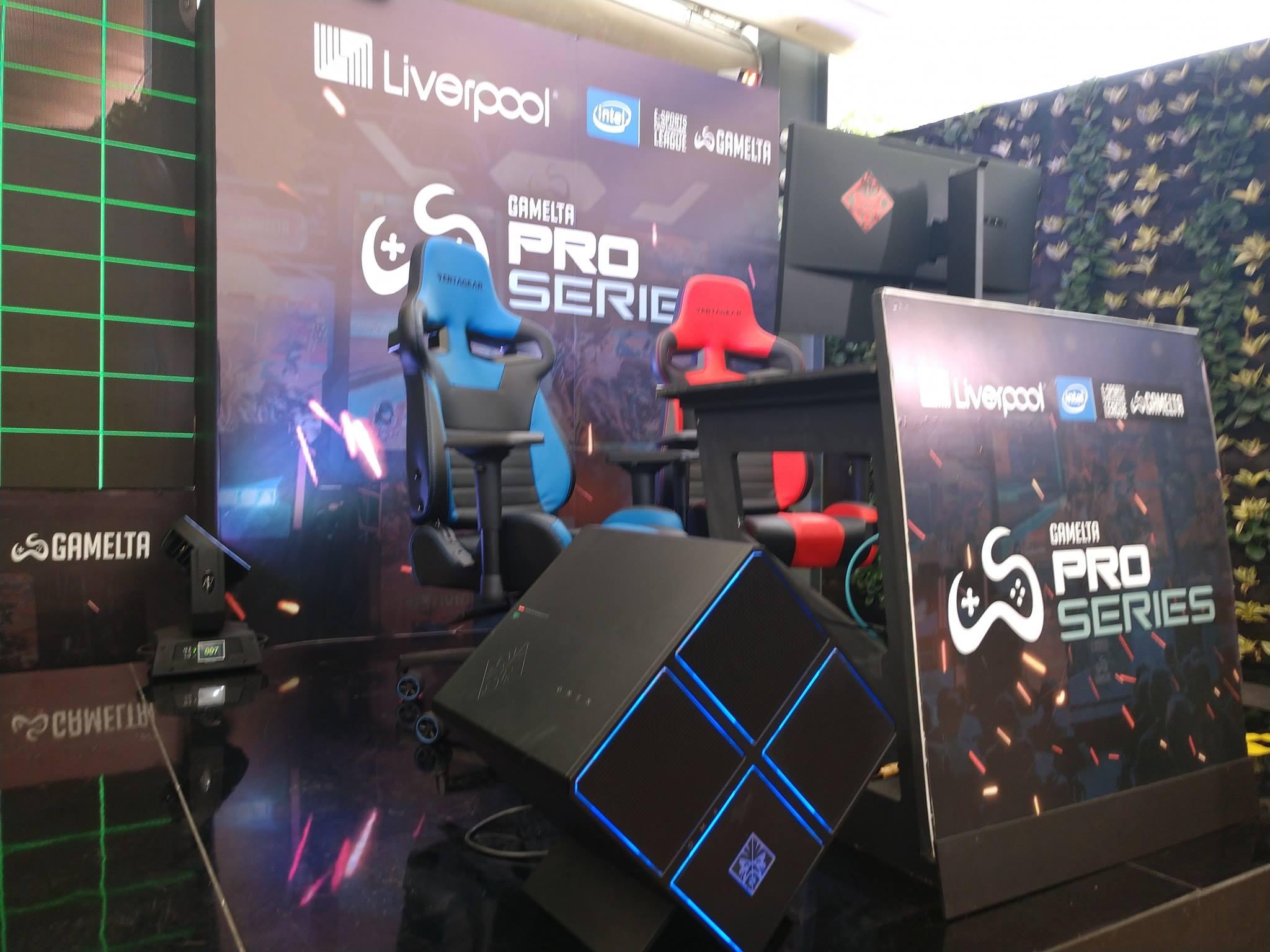 Gamelta Pro Series 2018, Polanco, CDMX