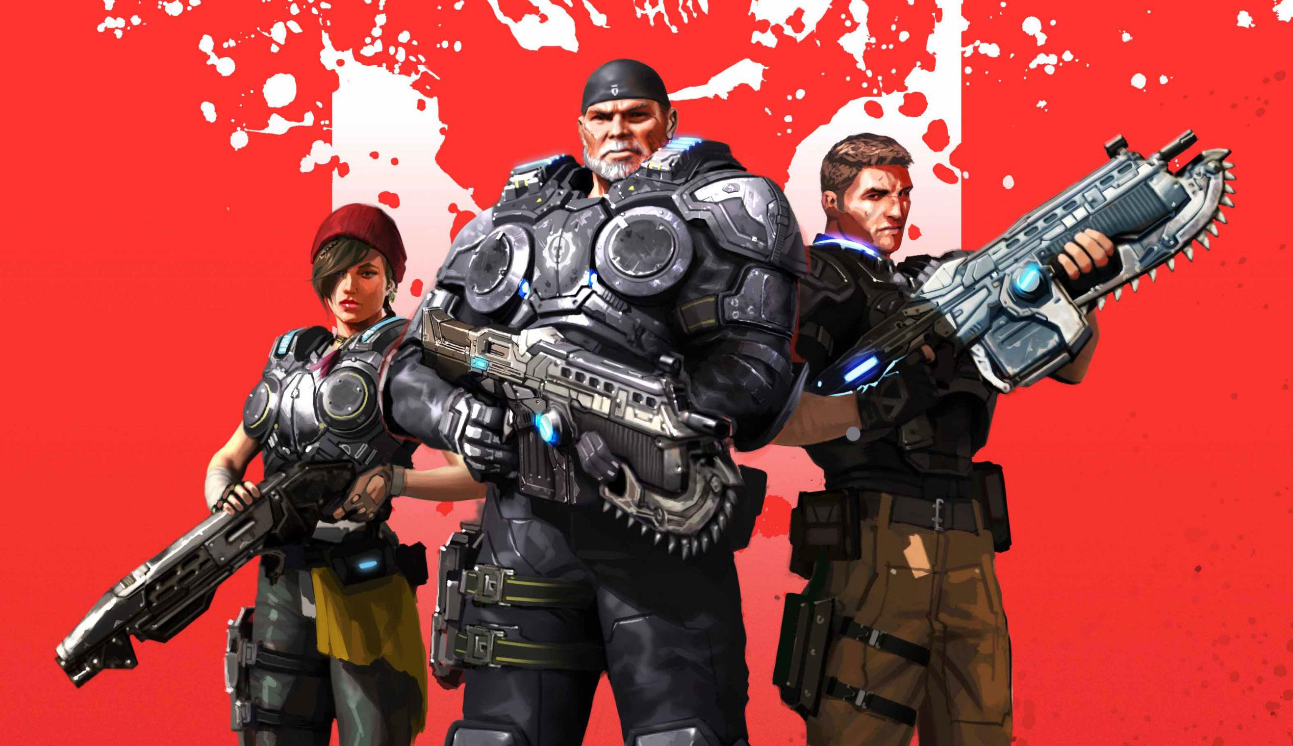 Gears of War Universe