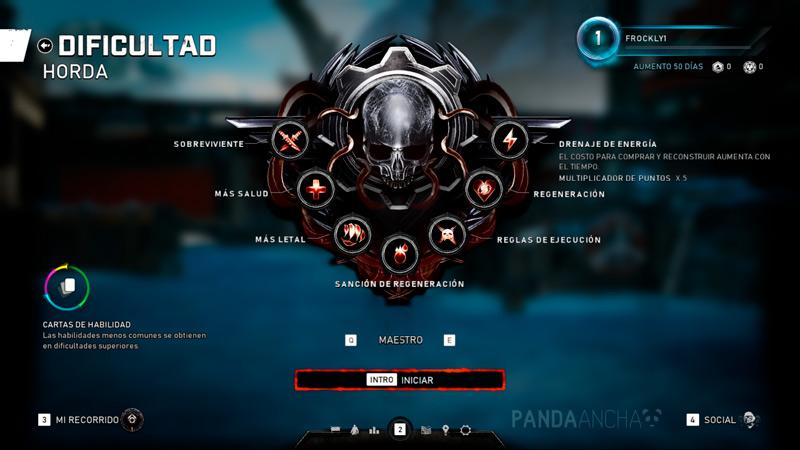 Modo Horda Gears 5