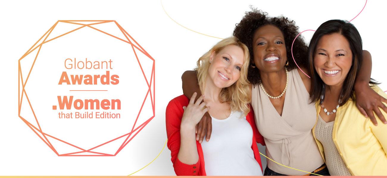 Globant Awards: premio a mujeres en tecnología |PandaAcha.mx