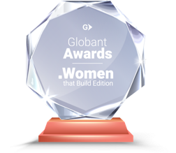 Premios Globant Awards 2020: Women that Built