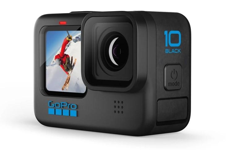 GoPro HERO 10 Black: costo y características | PandaAncha.mx