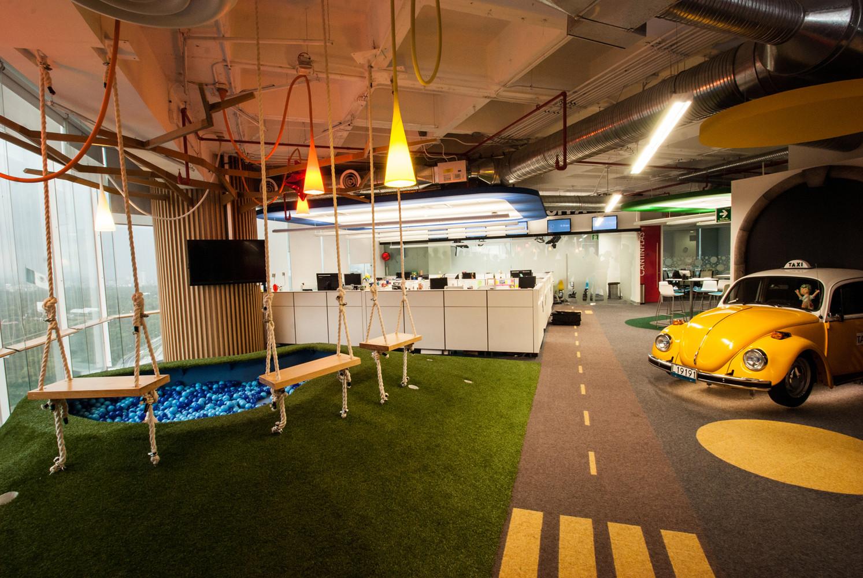 Oficinas de Google en México