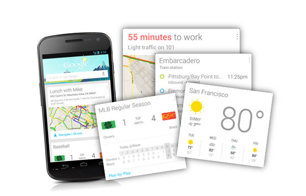 Google Now de Android