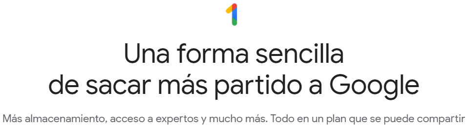 (Google One