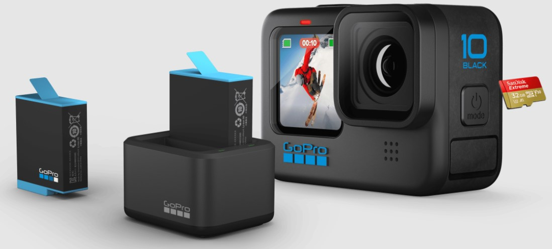 Precio de la GoPro HERO 10 Black en México