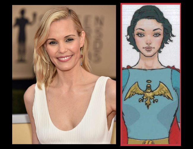 Leslie Bibb es Grace Sampson