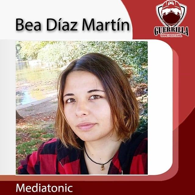 Guerrilla Game Festival Tercera Edición: Bea Díaz Martín