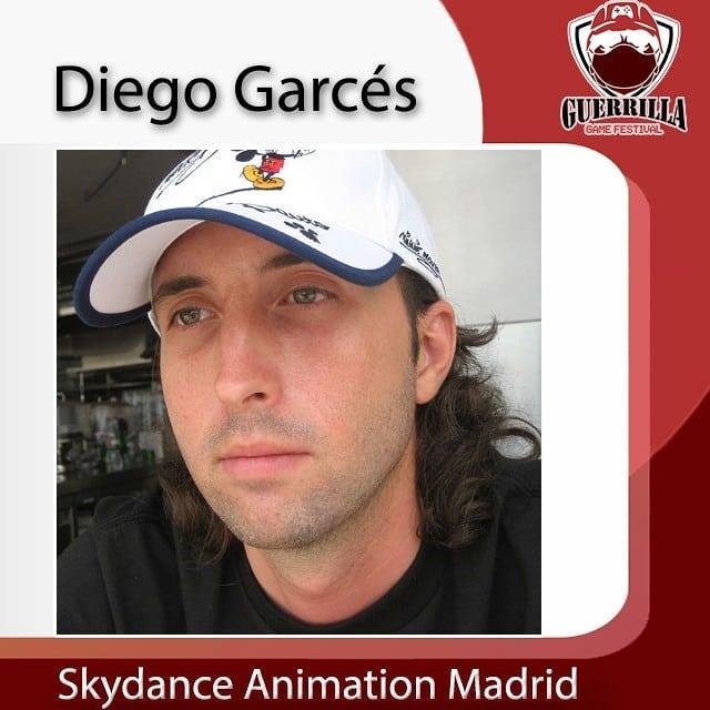 Guerrilla Game Festival Tercera Edición: Diego Garcés