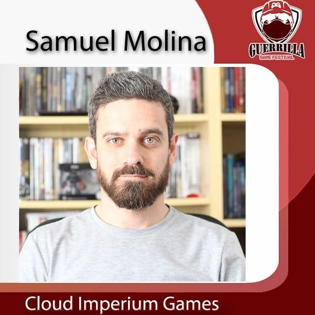 Guerrilla Game Festival Tercera Edición: Samuel Molina