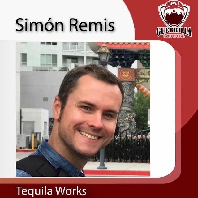 Guerrilla Game Festival Tercera Edición: Simón Remis