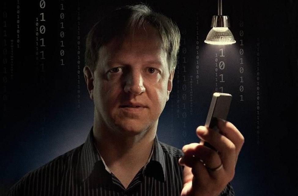 Harald Haas y su tecnología Li-Fi