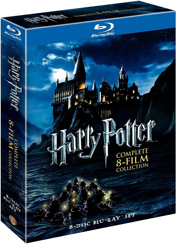 Colección completa de las 8 películas de Harry Potter en Amazon México.