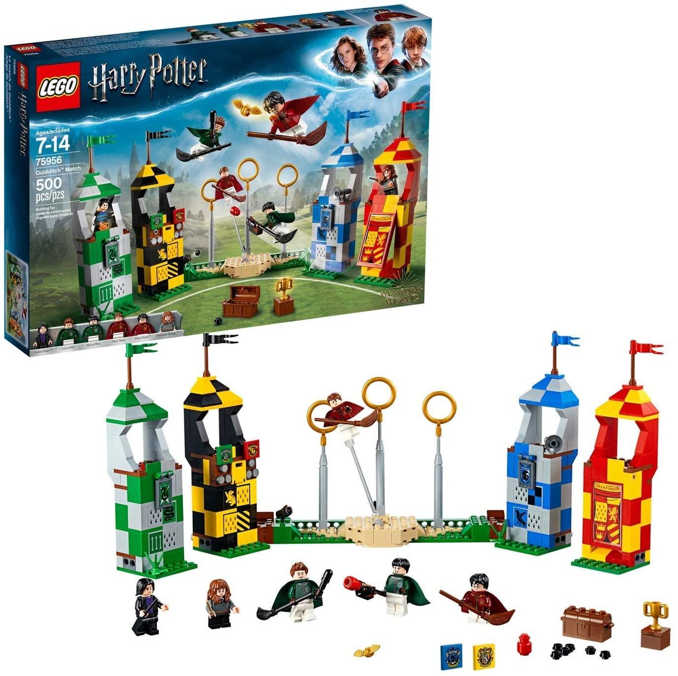 LEGO Harry Potter: Partido de Quidditch