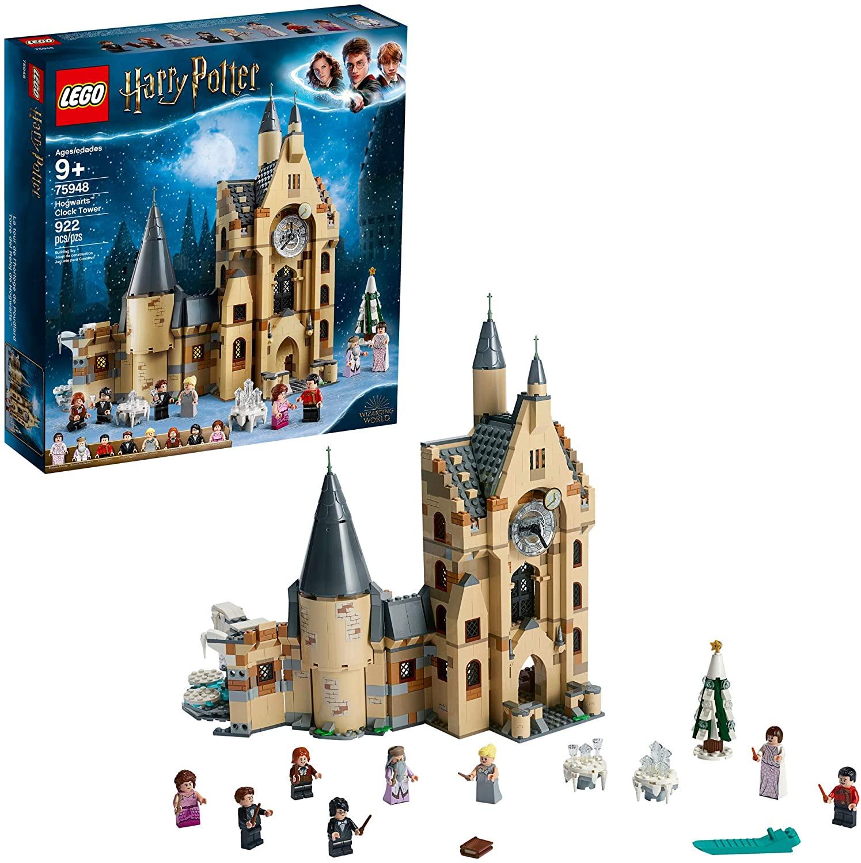 LEGO Harry Potter Torre del Reloj de Hogwarts en Amazon México.
