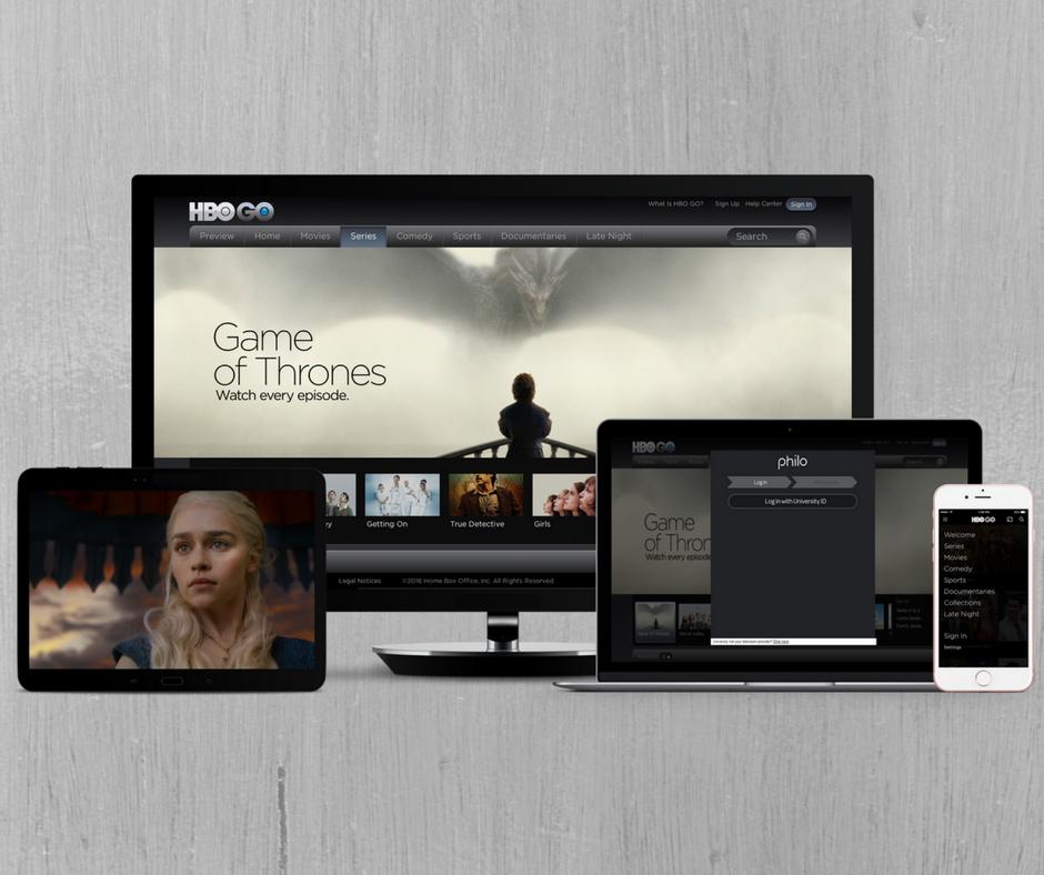Dispositivos en los que puedes usar HBO Go