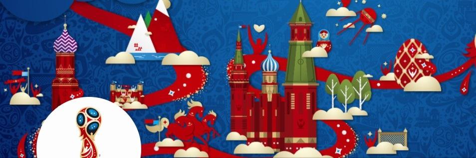 Arte Mundial Rusia 2018