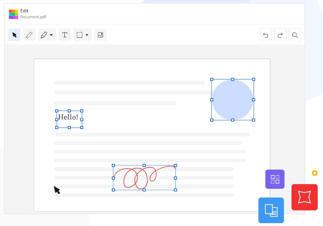 Editar documentos PDF con Smallpdf.