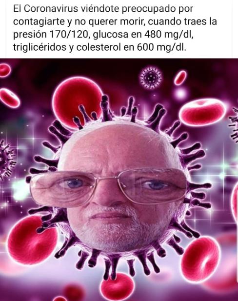 Memes del Coronavirus
