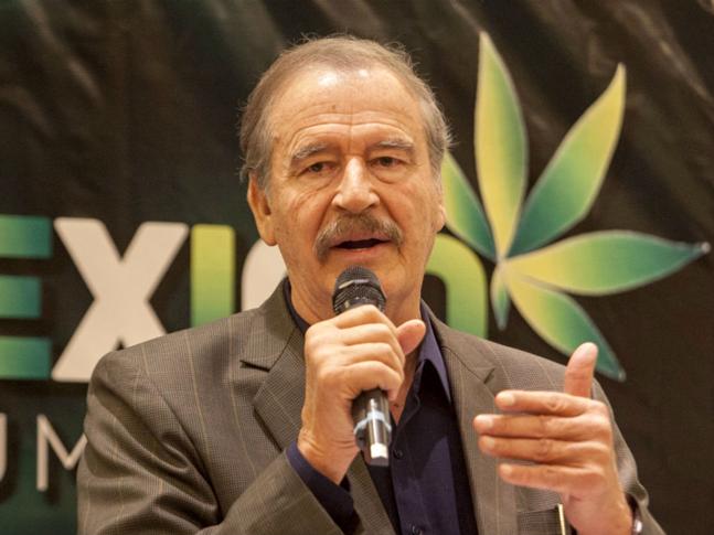 Vicente Fox es parte del equipo de High Times