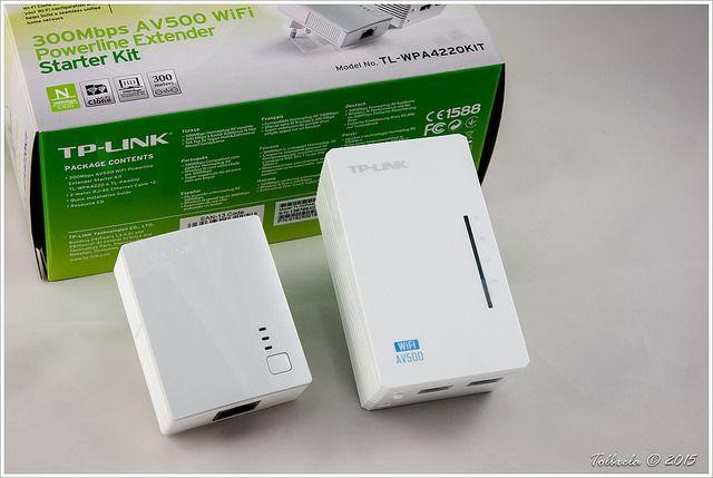 Amplificadores de WiFi