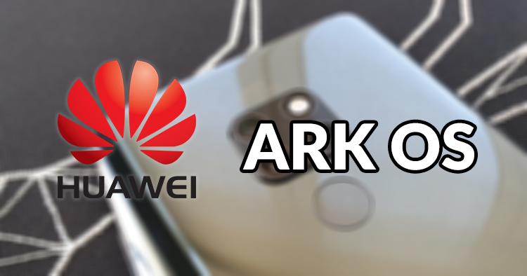 Retrasar veto a Huawei mientras registra su OS