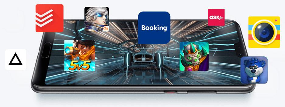 Huawei va muy en serio con su tienda de aplicaciones AppGallery