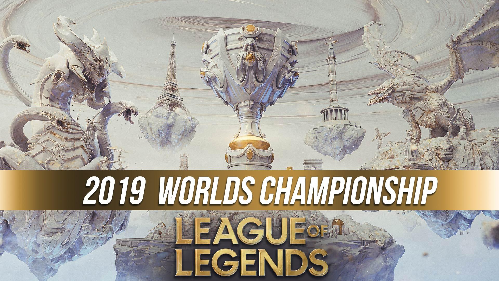 League of Legends World Championship 2019