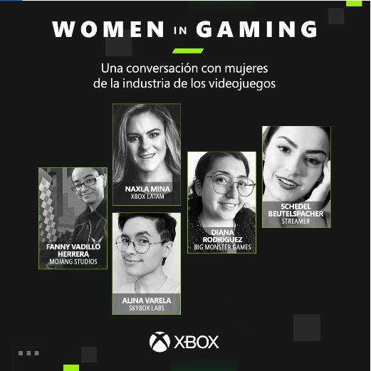 Xbox Women in Gaming