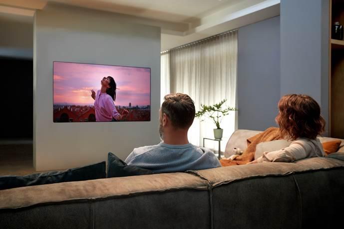 Estos son los mejores televisores para quedarnos en casa