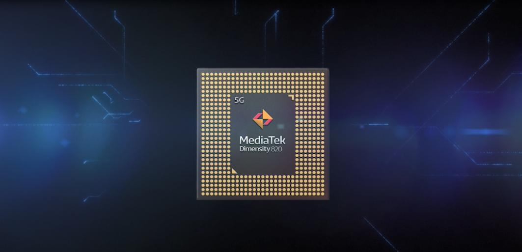 MediaTek Dimensity 820:  ¿el chip que que hará accesible el 5G?