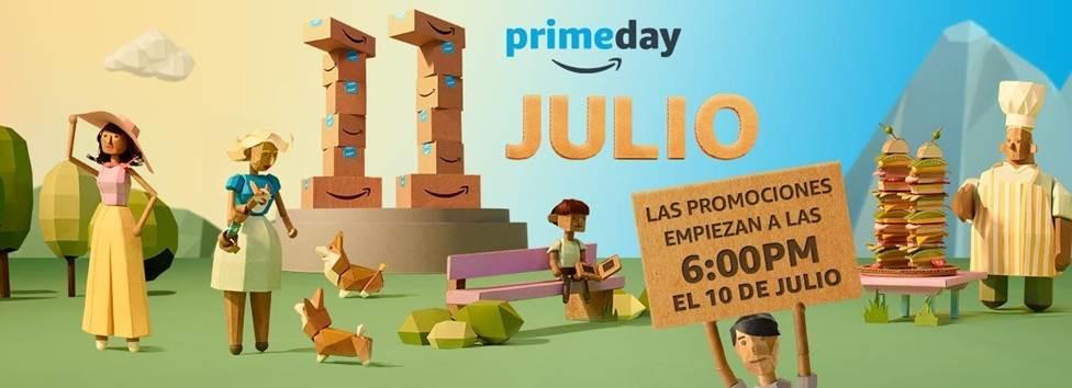 Imagen promocional de Amazon PrimeDay 2017