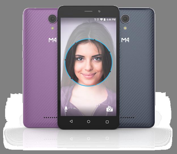 M4 integra reconocimiento facial