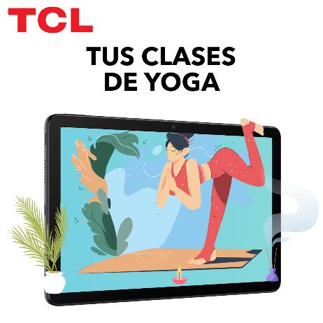 TCL anuncia ya disponible en México la nueva Tab 10S