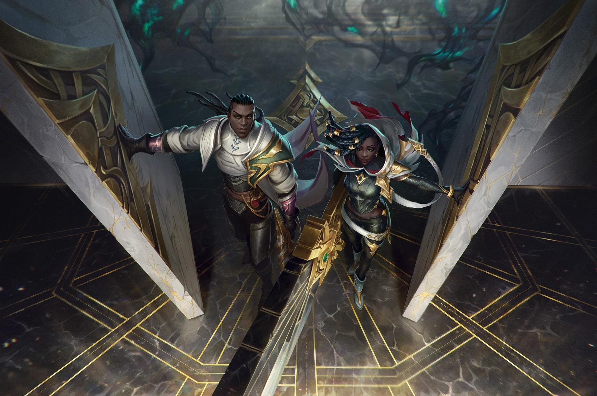 Riot Games lanza su evento de multijuegos de mitad de año: Centinelas de Luz