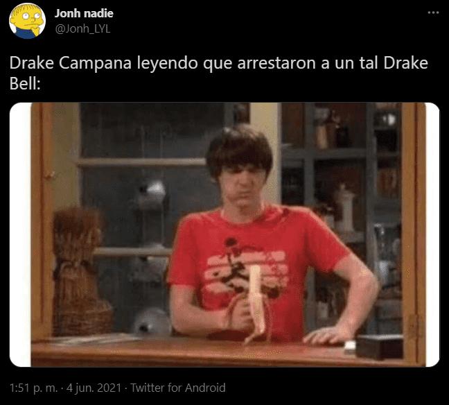 Memes de Drake arrestado