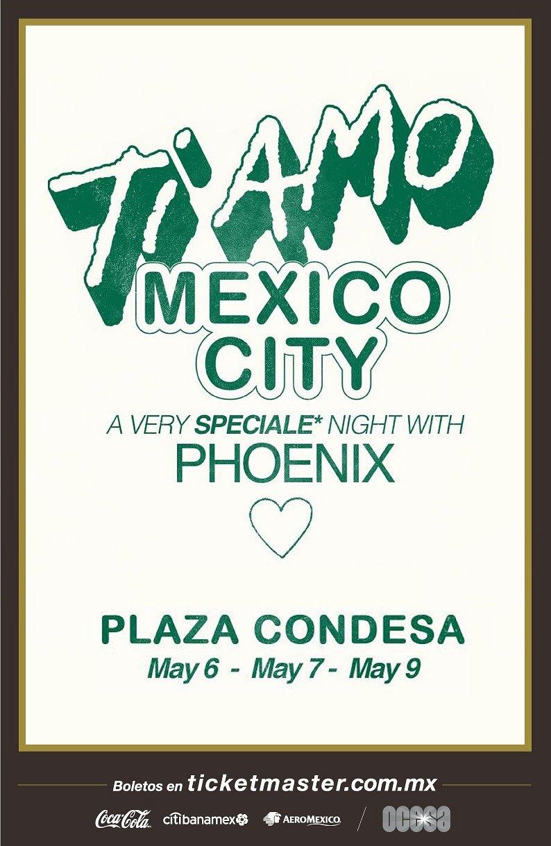 Phoenix México 2019