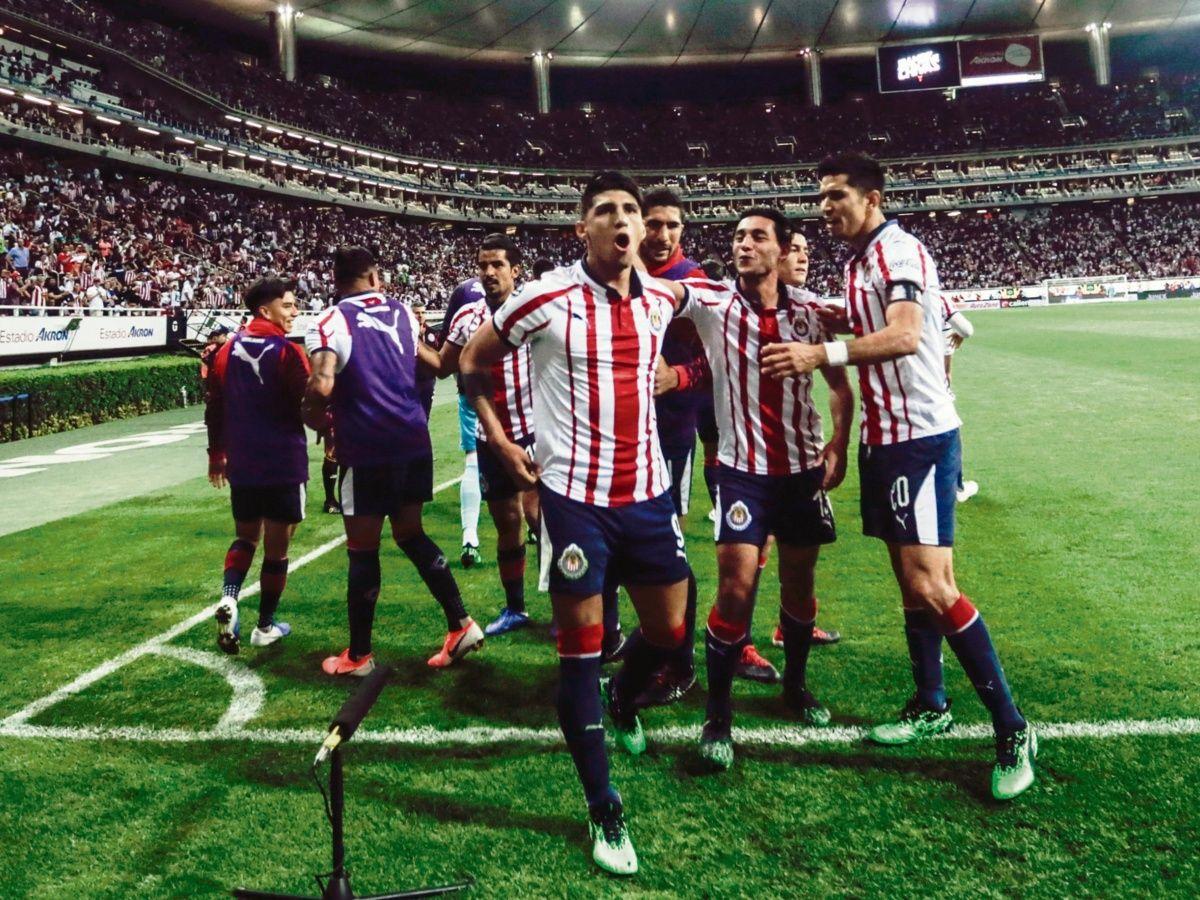 Chivas, el equipo de la Jornada 16 en la Liga MX