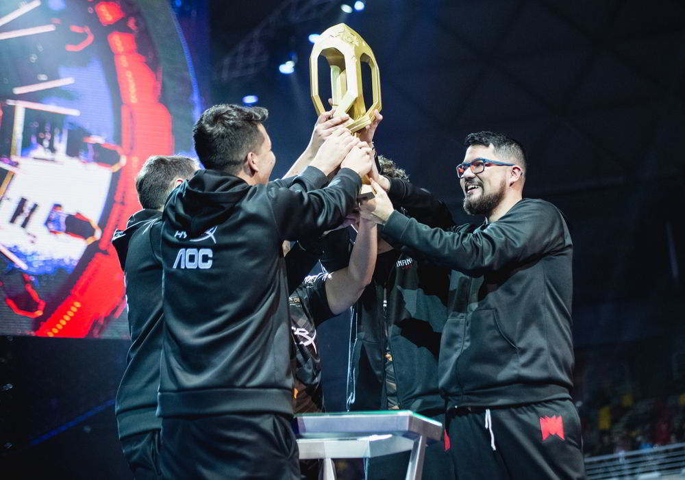 Infinity Esports campeón de la Final Latinoamérica Movistar de League of Legends